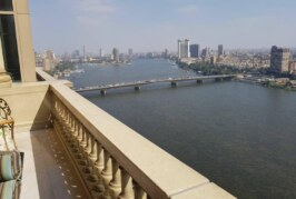 شقة مفروشة على النيل